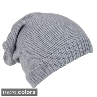 Journee Collection Women's Slouch Knit Beanie