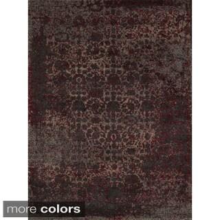 Hastings Red Vintage Rug (7'7 x 10'6)