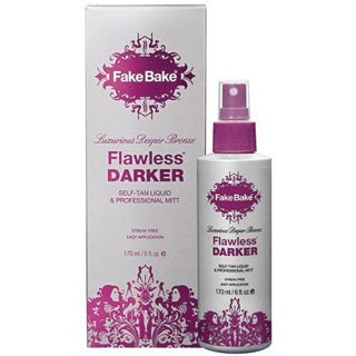 Fake Bake Flawless Darkener 6-ounce Self Tan Liquid