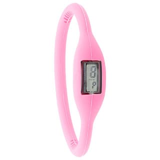 TAGI Gear Women's 'Ion' Pink Silicone Watch