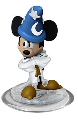 Disney Infinity: Disney Originals (2.0 Edition) Crystal Sorcerer's Apprentice Mickey Figure