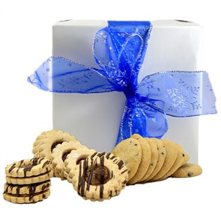 Seasons Greetings Gluten-free Cookie Medium Gift Box