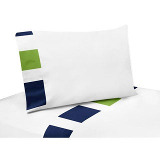 Sweet Jojo Designs Stripe Bedding Collection Sheet Set