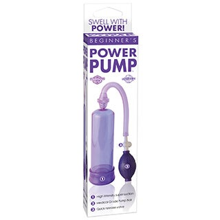Beginner's Power Penis Pump