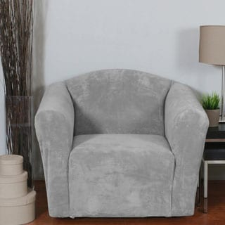 Hanover 1-piece Stretch Chair Slipcover