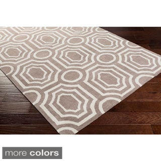 angelo:HOME Hand-tufted Nola Hudson Park Polyester Rug (2'6 x 8')