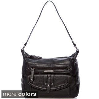 Stone Mountain Stockbridge Leather Shoulder Bag
