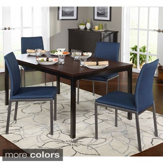 Simple Living 5-piece Melrose Dining Set