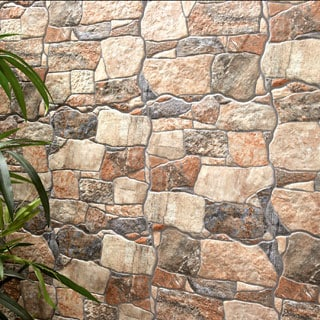 SomerTile 12.25x12.25-inch Llano Por Rustico Porcelain Floor and Wall Tile (Case of 12)