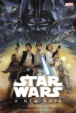 Star Wars 4: A New Hope (Hardcover)