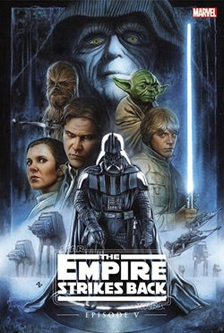 Star Wars 5: The Empire Strikes Back (Hardcover)