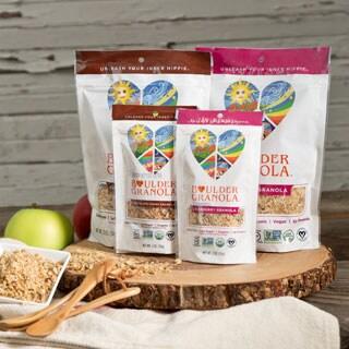 Boulder Granola Organic Gluten-free Cranberry & Chocolate Chunk (Set of 8)
