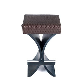Giana Pullout Shelf 30-inch Bar Stool