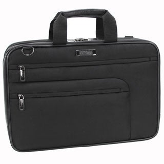 Kenneth Cole Top Zip 17-inch Laptop Briefcase