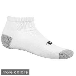 Champion Double Dry Performance Men's Quarter Socks (Pack of 6)