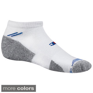 Champion Double Dry High Performance Men's Half Cushion Low-Cut Socks (Pack of 3)