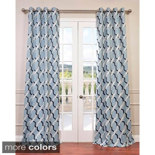 Voyager Grommet Top Blackout Curtain Panel