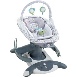 Fisher-Price 4 in 1 Rock N' Glide Soother