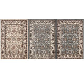 Regal Traditional Persian All-over Patern Design Area Rug (7'10 x 10'6)