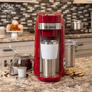 Hamilton Beach FlexBrew Single-Serve Plus Coffeemaker