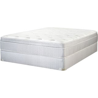 Art Van Puresleep King Koil Queen Mattress Set