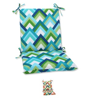 Pillow Perfect Outdoor Resort Squared Corners Chair Cushion