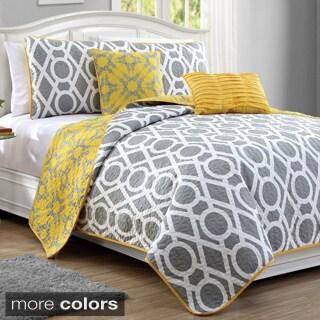 Avondale Manor East Side 5-piece Quilt Set