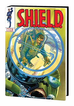 S.h.i.e.l.d.: The Complete Collection Omnibus (Hardcover)