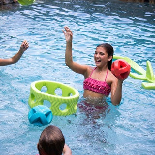 Galaxy Ball Floating Pool Game