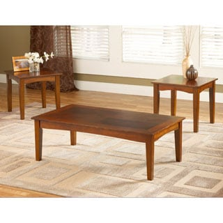 Brown Cherry Promo Coffee Table (Set of 3)
