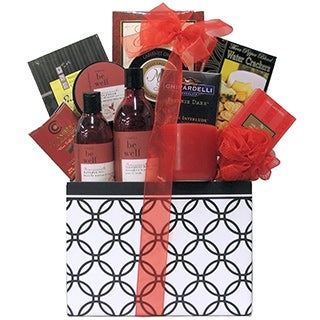 Great Arrivals Chic and Trendy Spa: Spa Gift Basket