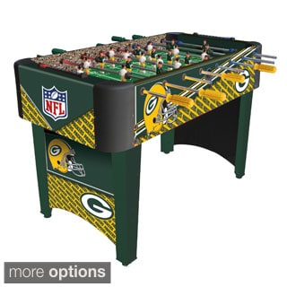 Green Bay Packers Licensed Foosball Table