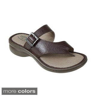 Eastland Women's 'Townsend' Leather Comfort Sandals