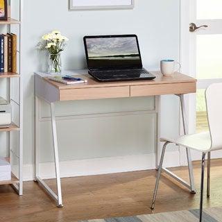 TCS Panel End Simple Corner Office Desk  Rapid Office