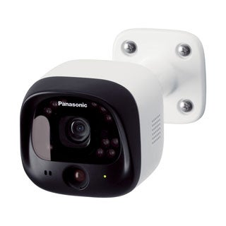 Panasonic KX-HNC600W Home Monitoring System Outdoor Camera