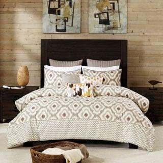 Ink+Ivy Ankara 3-piece Cotton Comforter Set