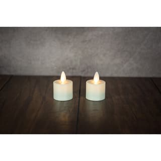 Mystique Flameless Tealight Candles (Set of 2)
