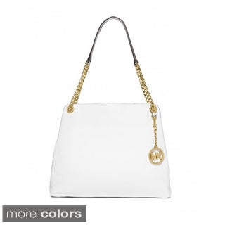 Michael Kors Jet Set Large Chain Shoulder Tote Bag