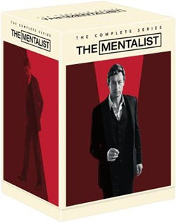 The Mentalist: The Complete Series Box Set (Seasons 1-7) (DVD)
