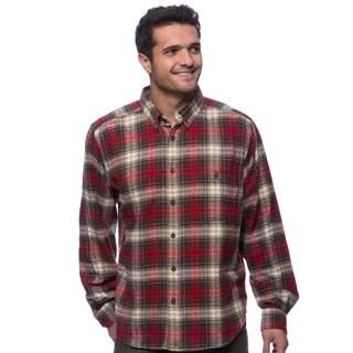 Woolrich Trout Run Men's Flannel Shirt