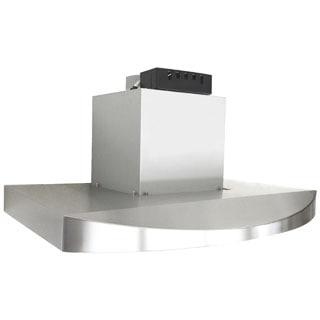KOBE Premium 36-inch 750 CFM Under Cabinet Range Hood in Commercial Grade Stainless Steel