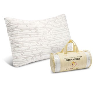 Clara Clark Rayon from Bamboo Shredded Memory Foam Pillow