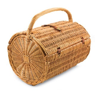 Willow Dome Picnic Basket (Service for 4)