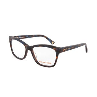 Michael Kors MK871 434 Blue Tortoise Optical Eyeglasses (Size 52)