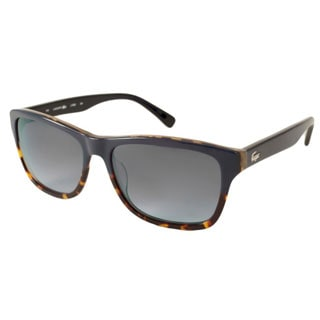 Lacoste Men's/ Unisex L709S Rectangular Sunglasses