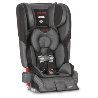 Diono Rainier Convertible Car Seat Plus Booster in Shadow