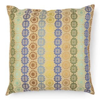 Journee Home 'Blooming Medallion' 20 inch Throw Pillow