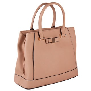 Lithyc Vegan Leather 'Anna Marie' Satchel Handbag