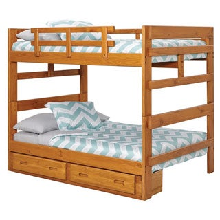 Woodcrest Heartland Collection Full/Full Bunk Bed