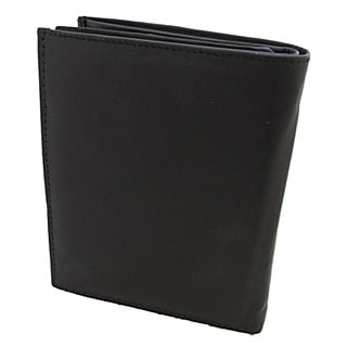 Continental Leather Genuine Leather Hipster Wallet